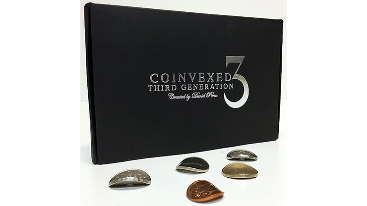 Coinvexed Third Generation by David Penn and World Magic Shop