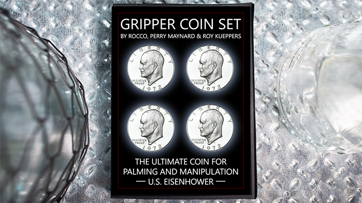 Gripper-Coin-Set/U.S.-Eisenhower-by-Rocco-Silano