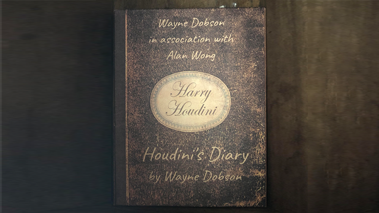 Houdinis-Diary-by-Wayne-Dobson-and-Alan-Wong