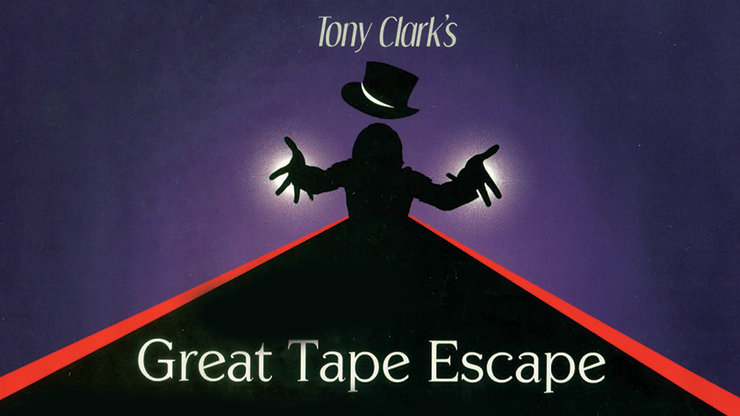 The-Great-Tape-Escape-by-Tony-Clark