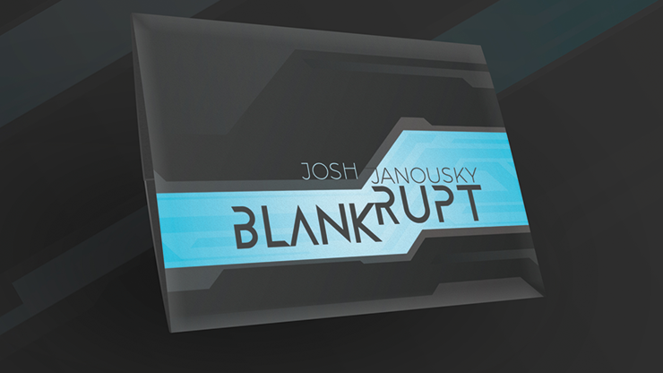 Blankrupt Thin Strip Americas and Canada Version (Gimmicks and Online Instructions) by Josh Janousky