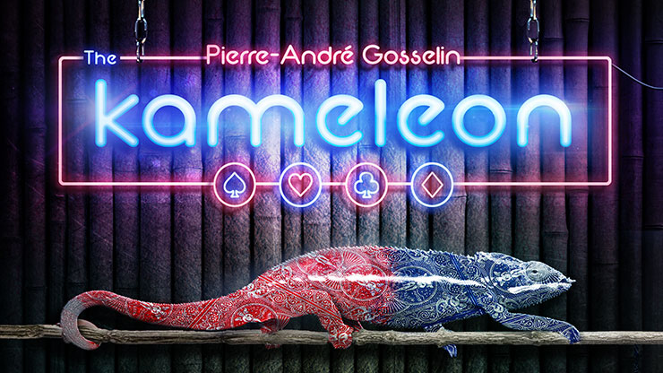 Marchand de Trucs Presents The Kameleon by Pierre-Andre Gosselin