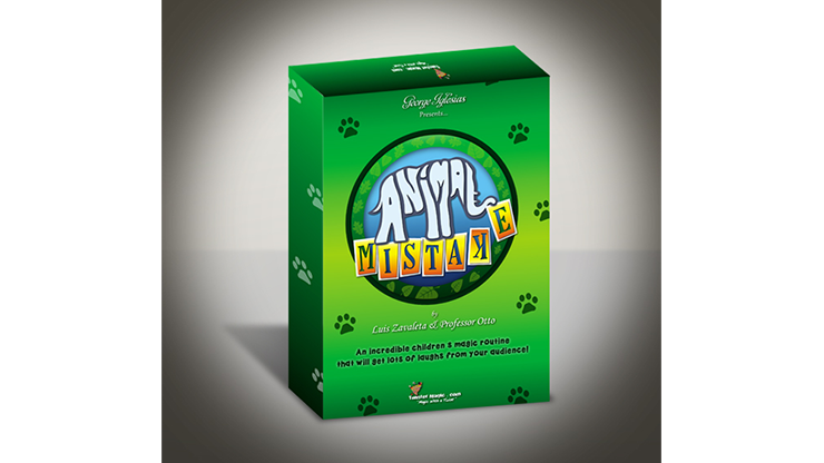 Animal Mistake by Luis Zavaleta & Professor Otto by Twister Magic