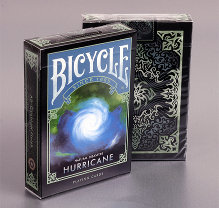 "Bicycle-Natural-Disasters-""Hurricane""-Playing-Cards-by-Collectable-Playing-Cards"