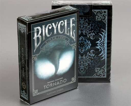 "Bicycle-Natural-Disasters-""Tornado""-Playing-Cards-by-Collectable-Playing-Cards"
