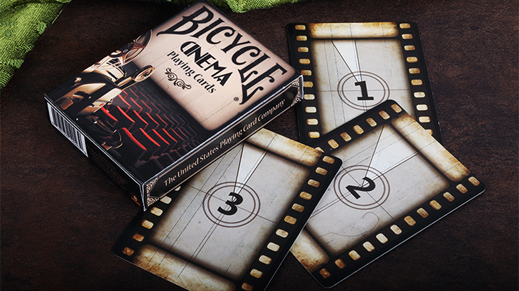 Bicycle-Cinema-Playing-Cards-by-Collectable-Playing-Cards