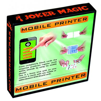 Mobile Printer - Joker Magic