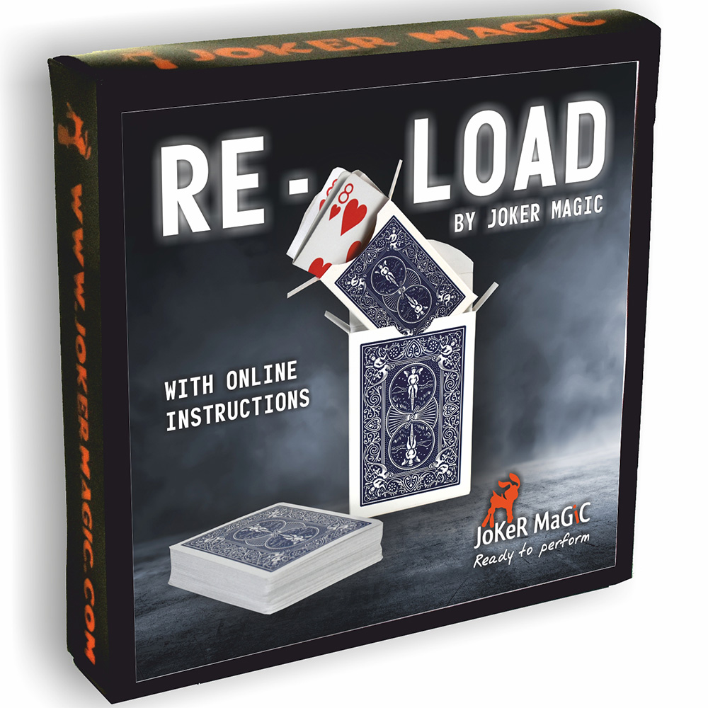 Re-Load by Joker Magic