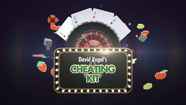 CHEATING KIT by David Regal*
