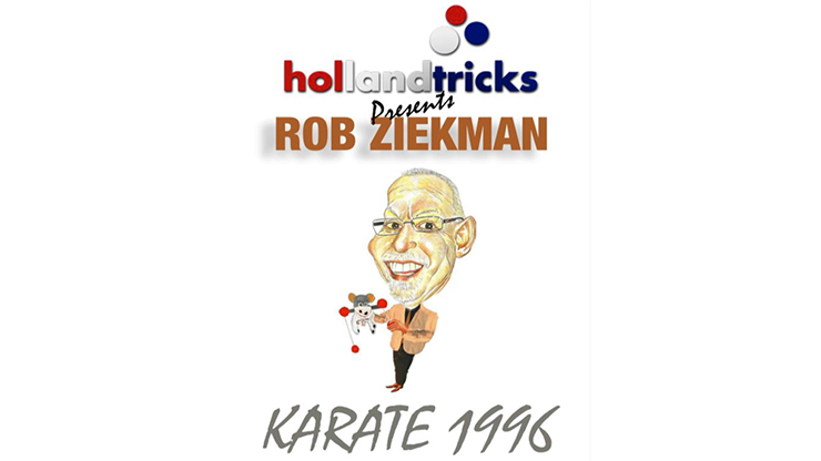 Holland Tricks Presents Rob Ziekman Karate 1996