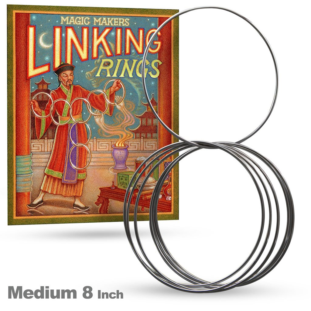 LInking-Rings-by-Magic-Makers-10-Inch