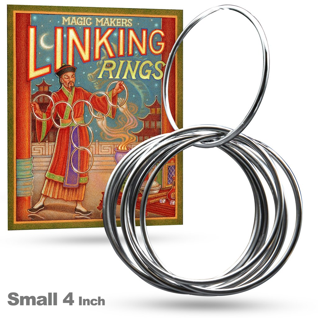 Linking Rings 4 inch