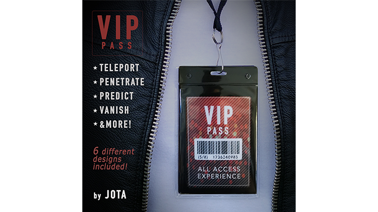 VIP PASS by JOTA