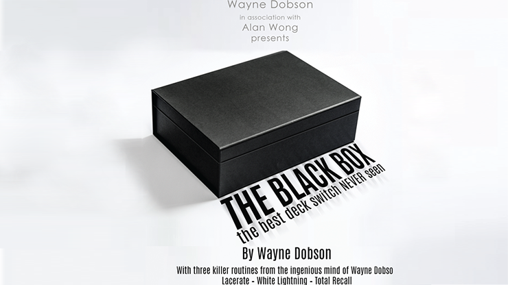 The Black Box by Wayne Dobson and Alan Wong