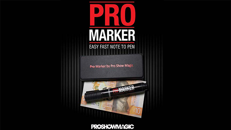 Pro Marker by Gary James