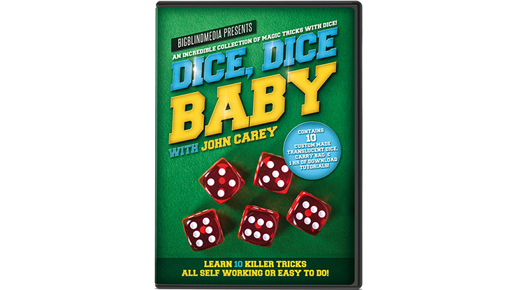Dice -  Dice Baby with John Carey