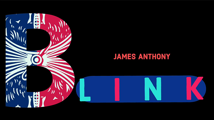 BLINK by James Anthony*