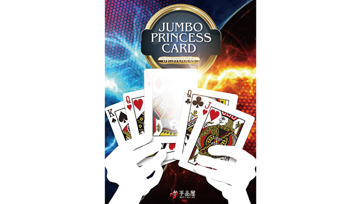 Jumbo-Princess-Card-Trick-by-Tejinaya-Magic