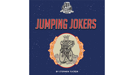 Jumping Jokers by Stephen Tucker and Kaymar Magic