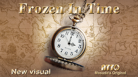 Frozen In Time NEW EDITION by Katsuya Masuda