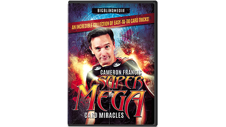 Super Mega Card Miracles by Cameron Francis*