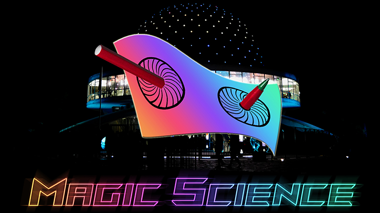 MAGIC SCIENCE by Hugo Valenzuela*
