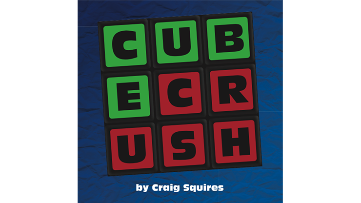 Cube Crush (Pack of 50) by Craig Squires