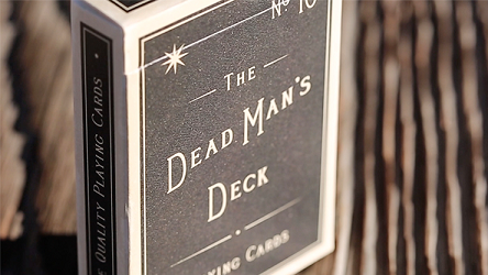 Limited Edition The Dead Man`s Deck Playing Cards