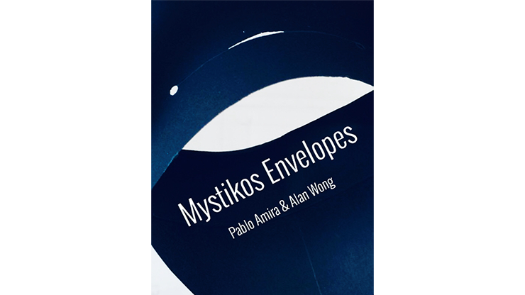 Mystikos Envelopes by Pablo Amira and Alan Wong*