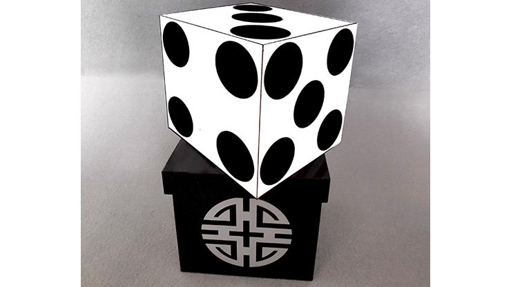 Dice-and-Silk-Zebra-by-Tora-Magic