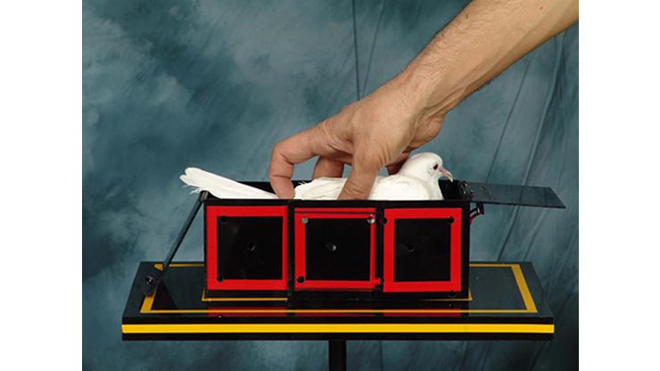 Surprising Dove Box by Tora Magic