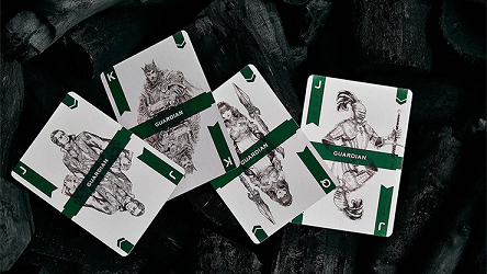 Guard Playing Cards by BOCOPO*