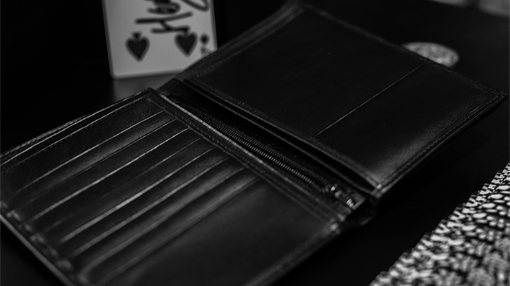 Elite Garnier Wallet by Jerry Mentzer