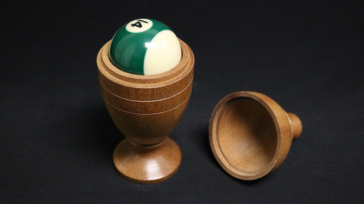 Deluxe-Wooden-Pool-Ball-Vase-by-Merlins-Magic