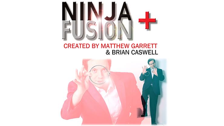Ninja+ Fusion in Dark by Matthew Garrett & Brian Caswell