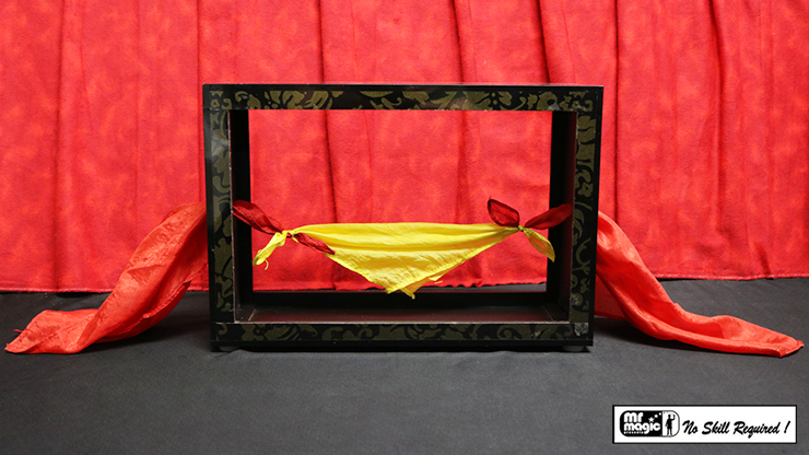 20th Century Balloon Silk Frame by Mr. Magic