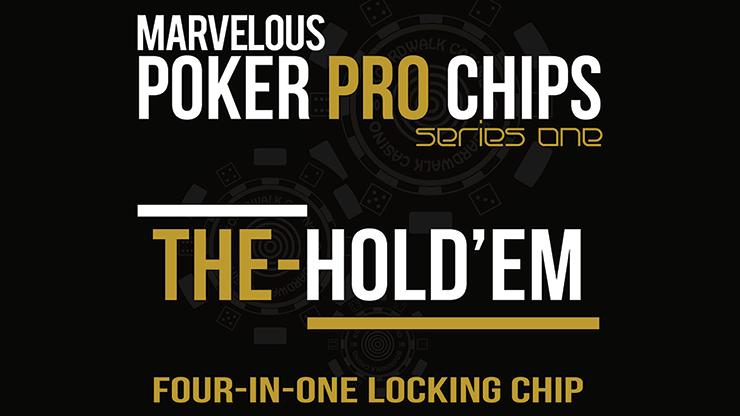 The Hold`Em Chip by Matthew Wright