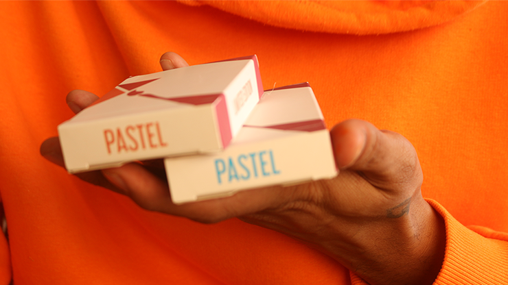 Pastels Limited Edition Playing Cards