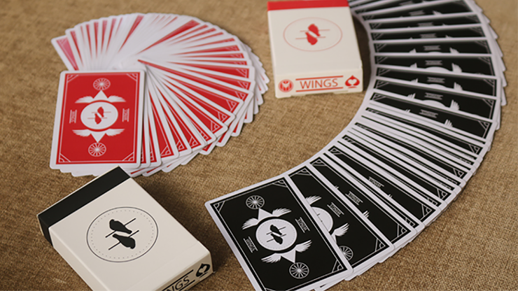Limited-Edition-Wings-V2-Marked-Playing-Cards