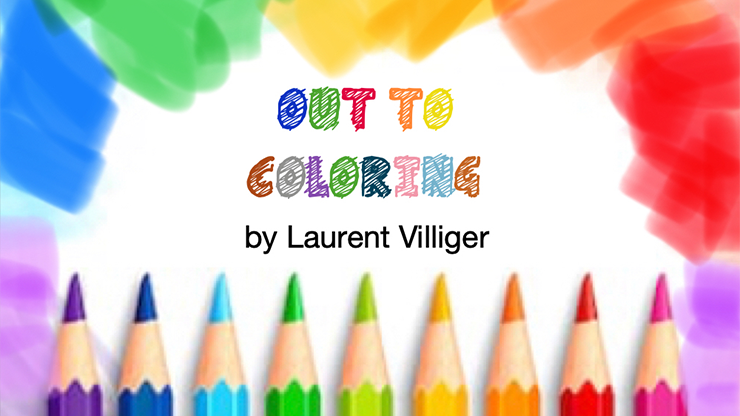 Out To Coloring (STAGE) by Laurent Villiger