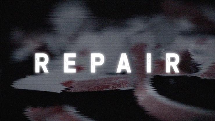 Repair by Juan Capilla*