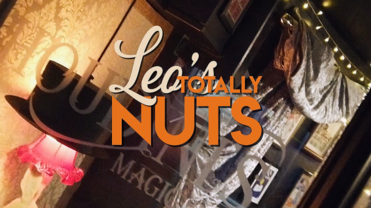 Leo`s Totally Nuts by Leo Smetsers