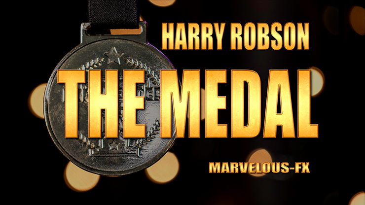 The Medal by Harry Robson & Matthew Wright*