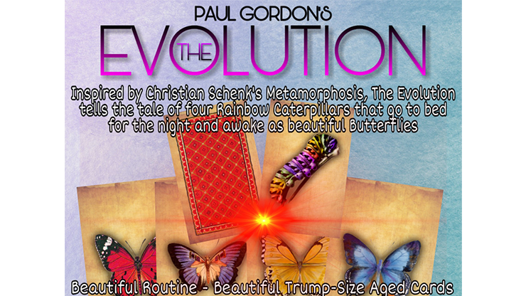 EVOLUTION by Paul Gordon