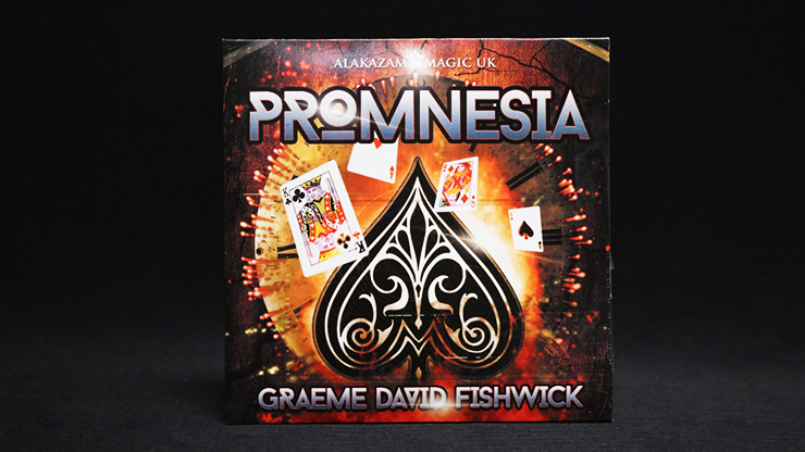 Promnesia by Grame David Fishwick