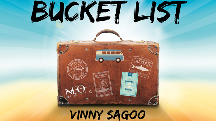 Bucket List by Vinny Sagoo