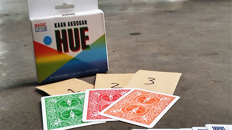 HUE by Kaan Akdogan and MagicfromHolland