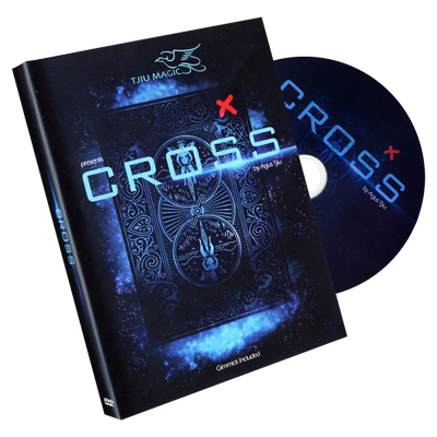 "Cross (DVD & Gimmicks) ""Bonus Pack"" by Agus Tjiu"