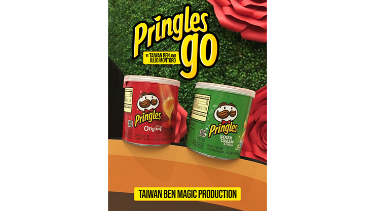 Pringles Go  by Taiwan Ben and Julio Montoro