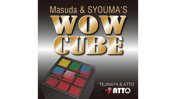 WOW CUBE by Tejinaya Magic*